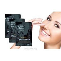 Pilaten Mascara Removedora De Cravos Original Black Head