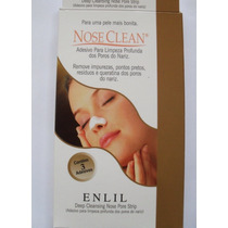 Adesivo Removedor De Cravos Nose Clean Com 3 Unidades