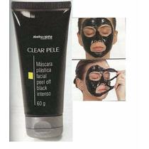 Máscara Plástica Facial Removedora De Cravos E Espinhas