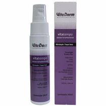 Vita Tempo Serum Fotoprotetor Hidratação Vita Derm 50ml