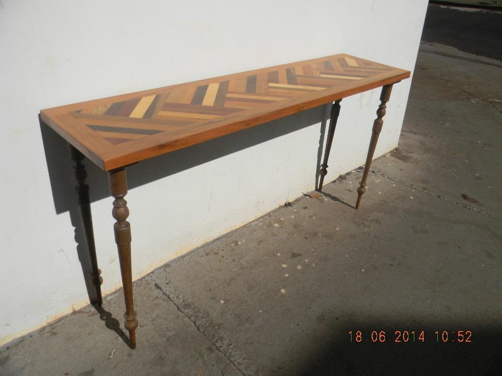 Lindas Mesas Design Em Madeira Nobre Demolição Leia Tudo R$ 500  #8C5F3F 1024x768