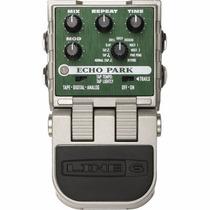 Pedal Line6 Echo Pack Delay Analógico Fita E Digital - 13221