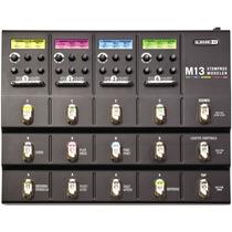 Pedaleira Line 6 M13 Modeladora De Efeitos Stomp Box