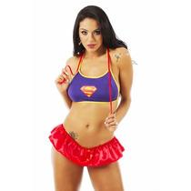 Fantasia Erótica Super Girl - Sex Shop