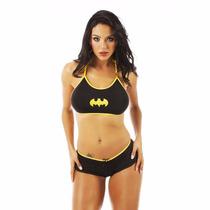 Fantasia Erótica Feminina Bat Girl Sensual - Sex Shop