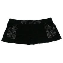 Calcinha Boxer Feminina Kit/12 Peças+ 3 Pares De Meias Soque