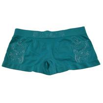 Calcinha Boxer Feminina Kit Com 6 Peças Por R$: 29,99
