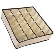 Organizador De Peças Íntimas (gaveta) - 24 Compartimentos