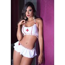 Fantasia Médica / Enfermeira Sexy - Frete Grátis