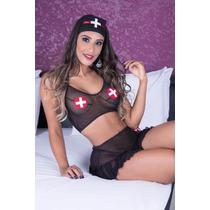 Fantasia Erótica Enfermeira / Médica Sexy - Loula Shop