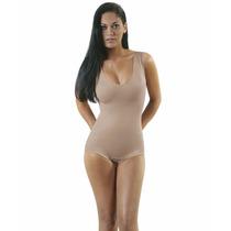 Modelador Yoga Sem Pernas Com Alças Largas 3001/3030