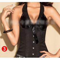 Corset,corselet,corpete,espartilho - Escolha Modelo - No Br