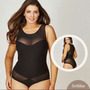 Body Modelador Plus Size / Demillus