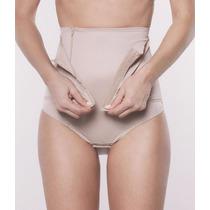 Cinta Calça Modeladora Alta Pós-parto Cirurgia Redutora 0520
