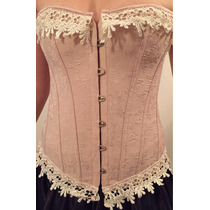 Corpete Corselet Nude