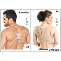 Corretor Coluna Postura Feminino Masculino Modelador P M G