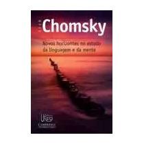 Novos Horizontes No Estudo Da Linguagem E Da Mente - Chomsky