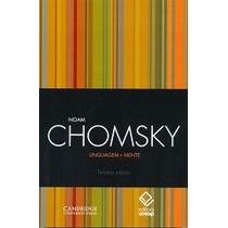 Linguagem E Mente - Noam Chomsky - Novo!