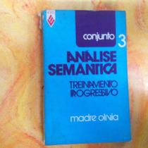 Livro Analise Sematica