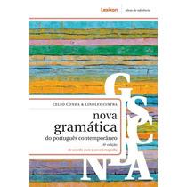 Nova Gramatica Do Portugues Contemporaneo De Acordo Com A N