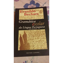 Gramática Escolar Da Língua Portuguesa Com Exercícios