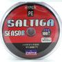 Linha Multifilamento Saltiga Daiwa 0,165mm 12,5 Kg #1