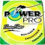 Linha Multifilamento Dyneema Power Pro 30/40lbs 300 Mts