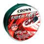 Linha Multifilamento Fiber Flex 8x 0,33mm 150 Metros 54lb
