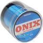 Linha Monofilamento Onix Invisible 0,52mm / 52lb - 450 Mts