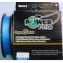 Multifilamento Power Pro Super 8 Slick 80 Lb 275m - Azul