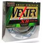 Linha Multifilamento Vexter X8 0,25mm 30lbs 8 Fios Com 300m