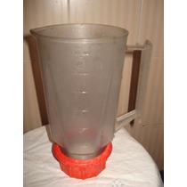 Liquidificador Antigo ( Copo + Base C/ Laminas)