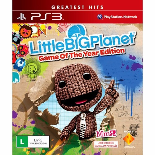 Little Big Planet Original Ps3