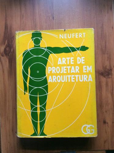 Livro: Arte De Projetar Em Arquitetura