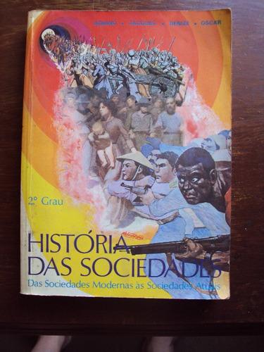 Livro História Das Sociedades