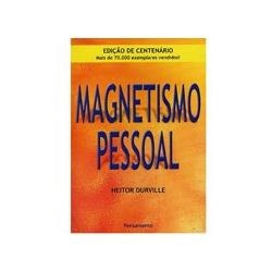 Livro: Magnetismo Pessoal - Heitor Durville