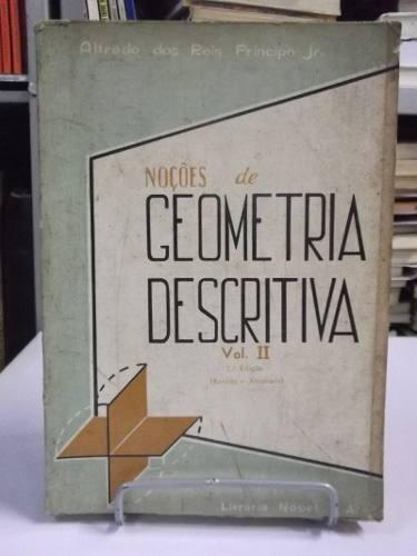 Livro - Noções Básicas De Geometria Descritiva