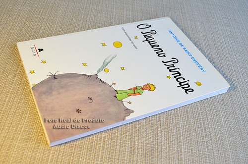Livro - O Pequeno Príncipe De Antoine De Saint Exupéry