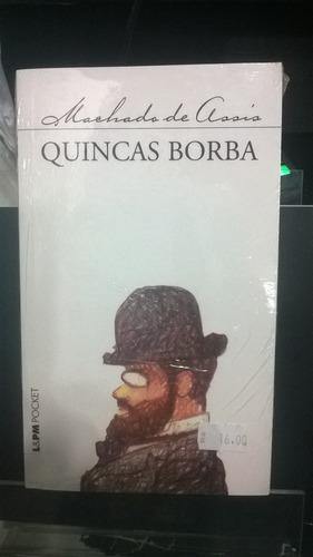 Livro - Quincas Borba - Machado De Assis