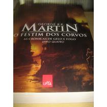 Livro George R.r.martin: O Festim Dos Corvos - Livro Quatro