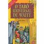 Livro E Baralho Tarô Universal Rider Smith Waite 78 Cartas