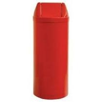 Lixeira Cesto Plastico Lixo Multiusos 15 Lt Com Tampa Cores