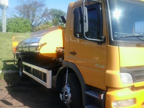 Locação Caminhão Espargidor Mb 1418