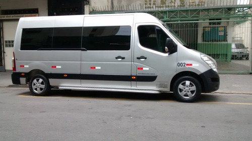 Locação De Vans,novas,executivas,17 Lugares,á Partir R$200