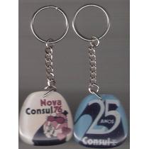 A40 - Chaveiro Comemorativo Consul 25 Anos
