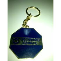 Chaveiro Antigos Petrobras/nt Grajaú 1986