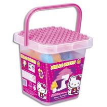 Hello Kitty-balde Com 56 Blocos Menina Monte Libano