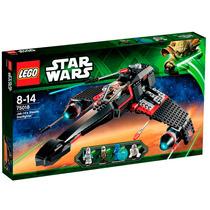 Lego Star Wars Jek-14s Stealth Starfighter 550 Peças 75018