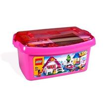 Lego Creative - Caixa Grande Peças Cor-de-rosa - Ref. 5560