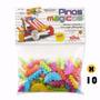Kit 10 Pinos Magicos - 100 Peças - Elka